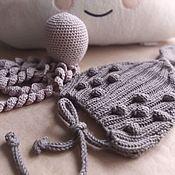 Одежда детская handmade. Livemaster - original item Caps