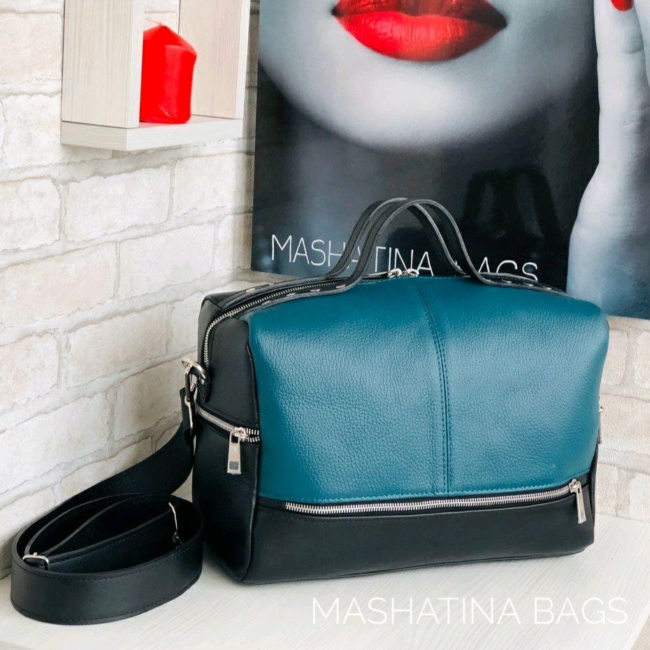 Женская сумка из натуральной кожи, Классическая сумка, Кирово-Чепецк,  Фото №1