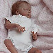 Куклы и игрушки ручной работы. Ярмарка Мастеров - ручная работа кукла-младенец реборн Райан.. Handmade.