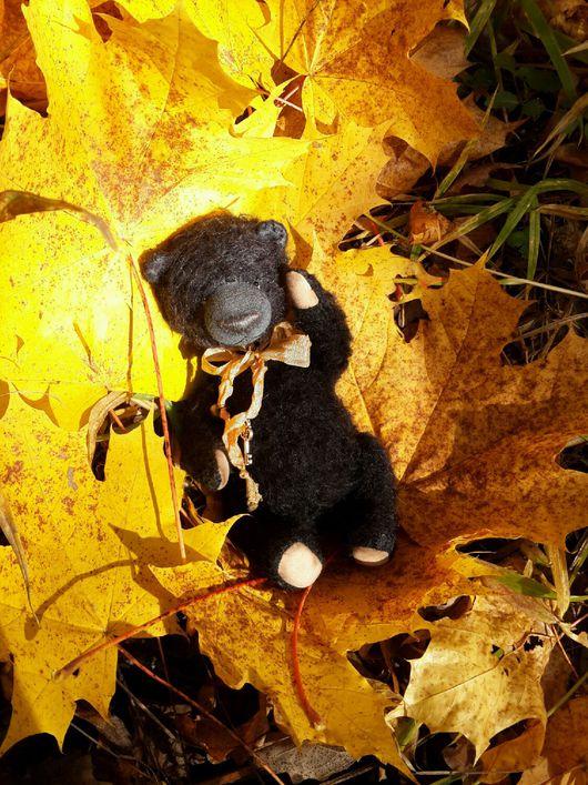 Мишки Тедди ручной работы. Ярмарка Мастеров - ручная работа. Купить Мишка тедди Юми. Handmade. Мишка тедди игрушка