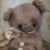 """Куклы и игрушки ручной работы. Ярмарка Мастеров - ручная работа """"Друзья в дорогу.Хрюшка"""". Мишки тедди. Handmade."""