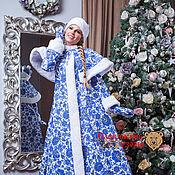 Одежда handmade. Livemaster - original item The Fur Coat Of The Snow Maiden. Handmade.