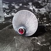 Украшения handmade. Livemaster - original item Ruby ring