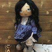 Текстильная кукла Мариша