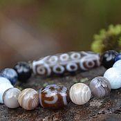 Фен-шуй и эзотерика handmade. Livemaster - original item Bracelet with beads JI-personal amulet for good luck. Handmade.