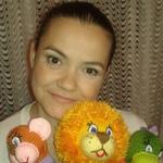 Юлия Пархоменко Вязаные игрушки - Ярмарка Мастеров - ручная работа, handmade