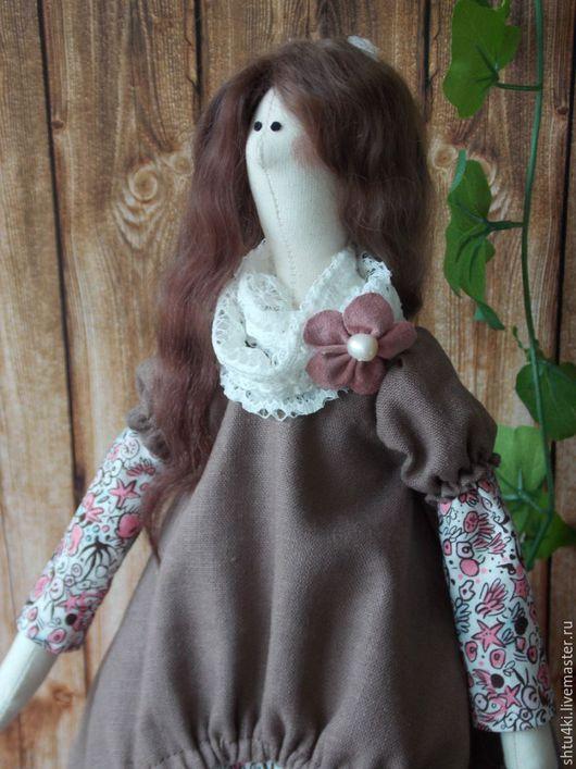 Куклы Тильды ручной работы. Ярмарка Мастеров - ручная работа. Купить Софи. Handmade. Кремовый, текстильная кукла, американский хлопок