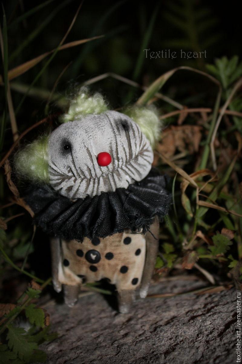 Charlie. Creepy clown, Dolls, Tver,  Фото №1