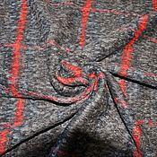 """Материалы для творчества ручной работы. Ярмарка Мастеров - ручная работа итальянская пальтовая ткань """"шотландия"""" драп. Handmade."""