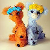 Куклы и игрушки ручной работы. Ярмарка Мастеров - ручная работа Дженнифер и Джессика. Handmade.