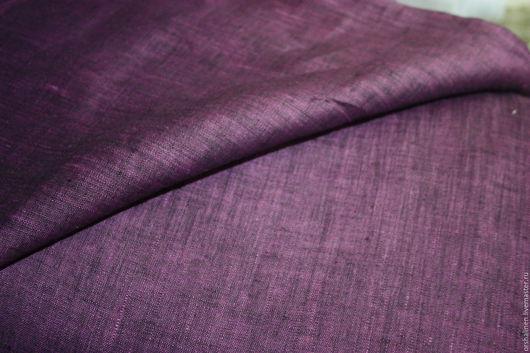 Шитье ручной работы. Ярмарка Мастеров - ручная работа. Купить Ткань костюмная -меланж. Handmade. Комбинированный, лен, оршанский лен