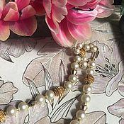 handmade. Livemaster - original item Elizabeth choker necklace, Trifari, handmade, America. Handmade.