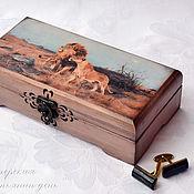 Для дома и интерьера handmade. Livemaster - original item Box-copernica Savannah. Handmade.
