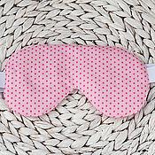 Одежда ручной работы. Ярмарка Мастеров - ручная работа Маска для сна Звездочка. Handmade.