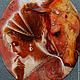 Кулоны, подвески ручной работы. Ярмарка Мастеров - ручная работа. Купить Таис Афинская... Handmade. Разноцветный, авторское украшение