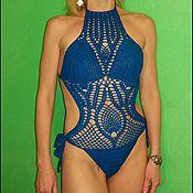 Одежда handmade. Livemaster - original item Swimsuit