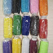 Материалы для творчества handmade. Livemaster - original item Latex thread spandex. Handmade.