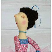 Куклы и игрушки ручной работы. Ярмарка Мастеров - ручная работа Балеринка Маринка. Handmade.