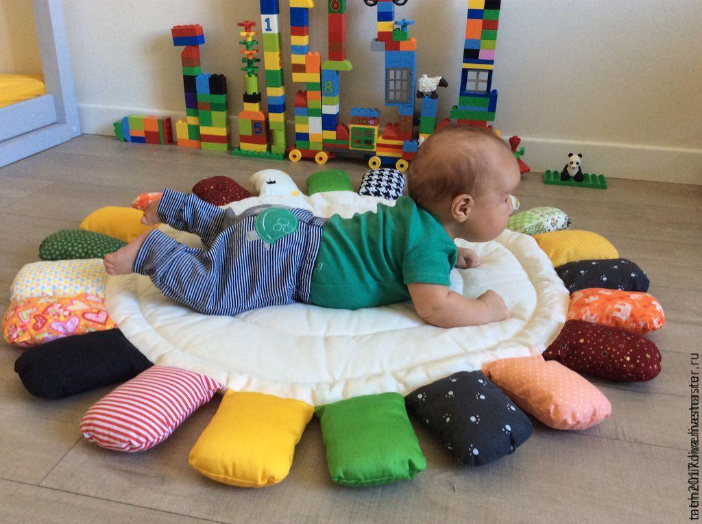 Игрушки коврики своими руками