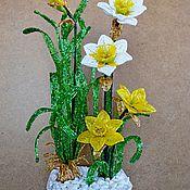 Цветы ручной работы. Ярмарка Мастеров - ручная работа Весенний принц. Handmade.