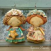 Куклы и игрушки ручной работы. Ярмарка Мастеров - ручная работа Душечки. Handmade.