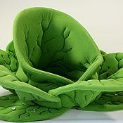 Куклы и игрушки handmade. Livemaster - original item The cradle chair for doll Cabbage. Handmade.