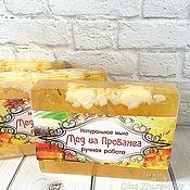 Косметика ручной работы handmade. Livemaster - original item Honey soap from Provence. Handmade.