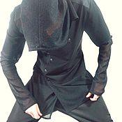 Одежда handmade. Livemaster - original item Jacket with hood. Handmade.