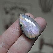 Материалы для творчества handmade. Livemaster - original item Labradorite. Cabochon 31 X 19 X 6. Handmade.