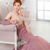 Одежда ручной работы. Ярмарка Мастеров - ручная работа Вечернее платье «Мэрлин». Handmade.