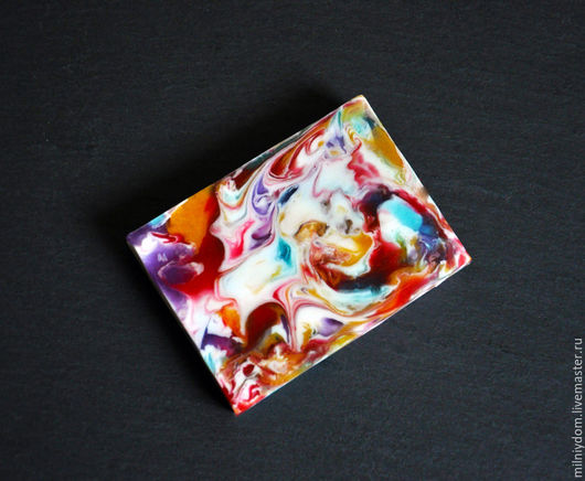 Мыло ручной работы. Ярмарка Мастеров - ручная работа. Купить Домашнее мыло ручной работы Футуризм. Handmade.