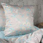 Для дома и интерьера handmade. Livemaster - original item Bedding set duvet cover set 100 natural bedding tencel. Handmade.