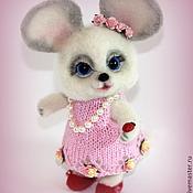 Куклы и игрушки ручной работы. Ярмарка Мастеров - ручная работа Мышка Моли. Handmade.