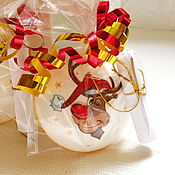 Сувениры и подарки handmade. Livemaster - original item Special Magnet