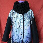 Одежда ручной работы. Ярмарка Мастеров - ручная работа куртка - зима,осень,весна.. Handmade.