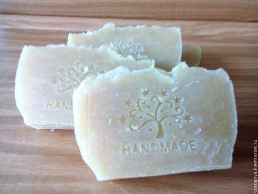 Мыло ручной работы. Ярмарка Мастеров - ручная работа. Купить Мыло с нуля с маслом ним Чистая кожа. Handmade.