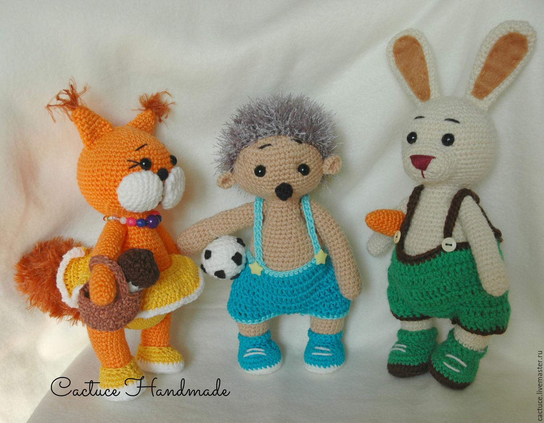 Страна мастеров вязание крючком игрушек мк 79