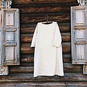 Одежда ручной работы. Ярмарка Мастеров - ручная работа Платье базовое. Handmade.