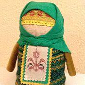 """Куклы и игрушки ручной работы. Ярмарка Мастеров - ручная работа Кукла """"Крупеничка"""" (Зерновушка). Handmade."""