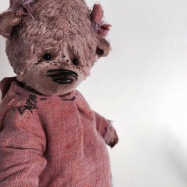 Куклы и игрушки ручной работы. Ярмарка Мастеров - ручная работа Любовь,цвета пыльной розы. Handmade.
