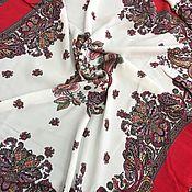 Материалы для творчества handmade. Livemaster - original item Italian viscose fabric