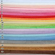 Материалы для творчества ручной работы. Ярмарка Мастеров - ручная работа Велюр 20 цветов. Handmade.