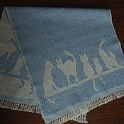 Русский стиль handmade. Livemaster - original item Woven towel