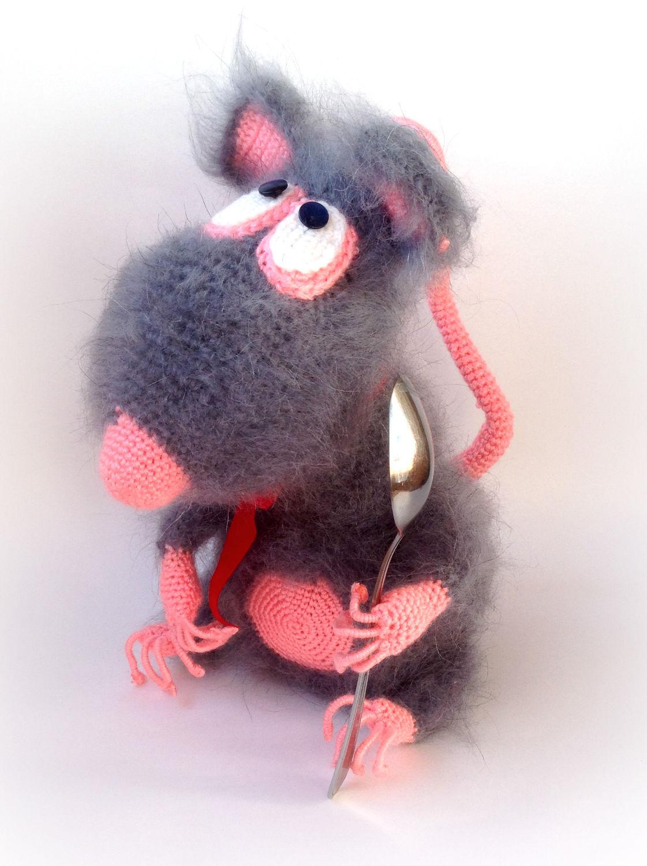 Мышонок Рататуй – купить в интернет-магазине на Ярмарке ...