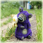 Куклы и игрушки ручной работы. Ярмарка Мастеров - ручная работа Слива. Handmade.