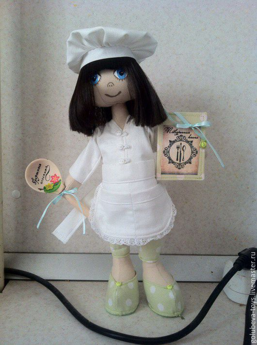 Портретные куклы ручной работы. Ярмарка Мастеров - ручная работа. Купить Кукла Большеножка. Handmade. Комбинированный, кукла в подарок