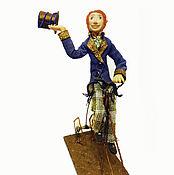 Куклы и игрушки ручной работы. Ярмарка Мастеров - ручная работа Мистер Эй. Handmade.