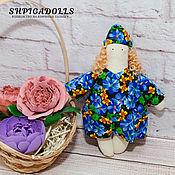 Куклы и игрушки ручной работы. Ярмарка Мастеров - ручная работа Кукла  Тильда Садовый ангел с секретом. Handmade.