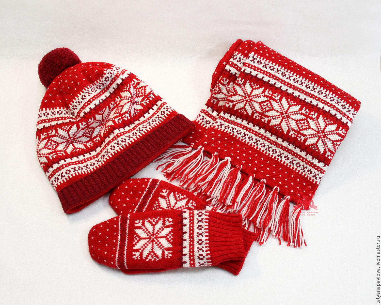 Норвежские узоры: история, модные тандемы и техника вязания