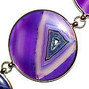 Украшения handmade. Livemaster - original item Bib-necklaces